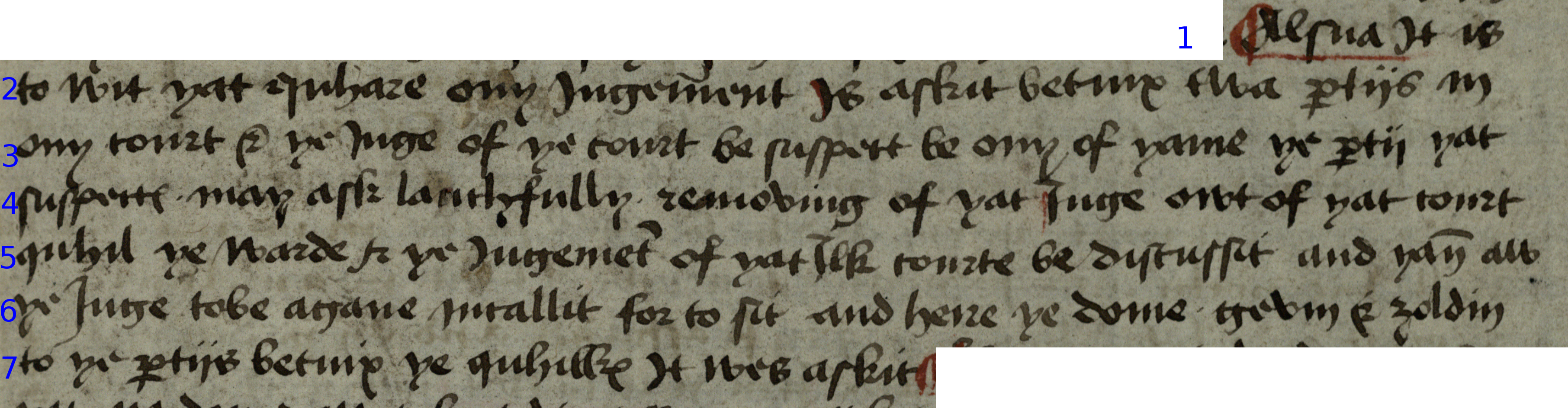 Week 4 15th century pre secretary hand read me for english transcribe these using the symbols and which you can find on the symbols menu in word or simply copy and paste them into your transcription biocorpaavc Gallery